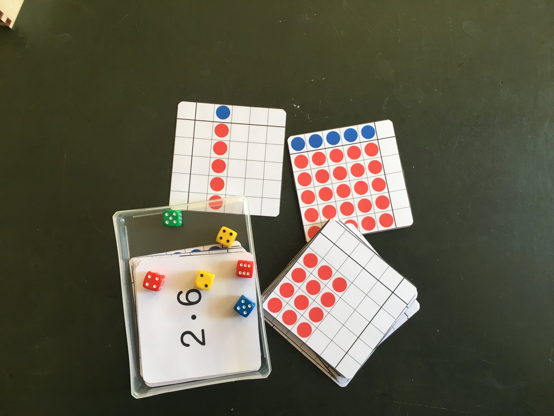 Wendekarten Kleine mal Bilder (6*6)
