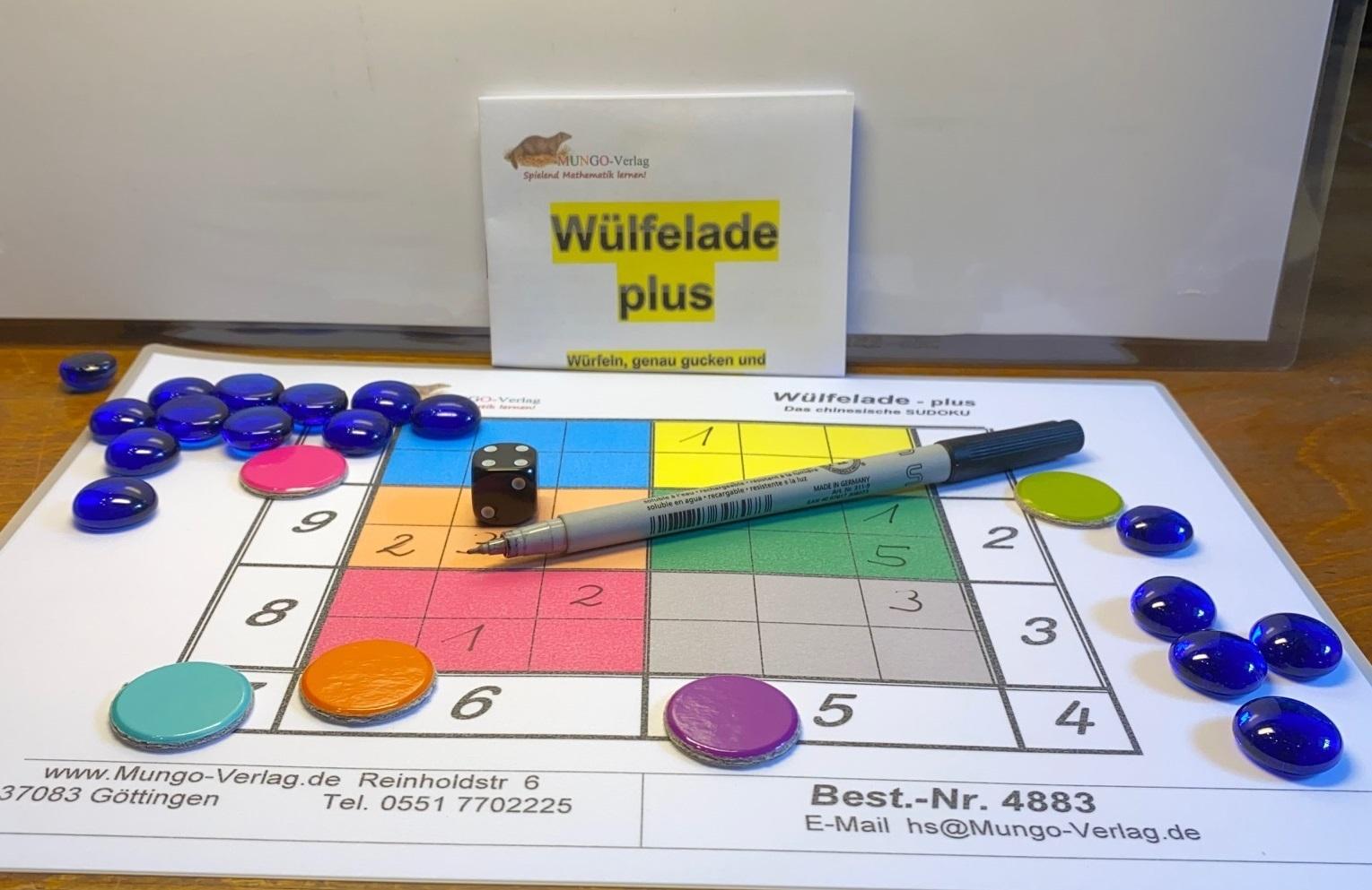 """Bild des Spiels """"Wülfelade Plus"""""""