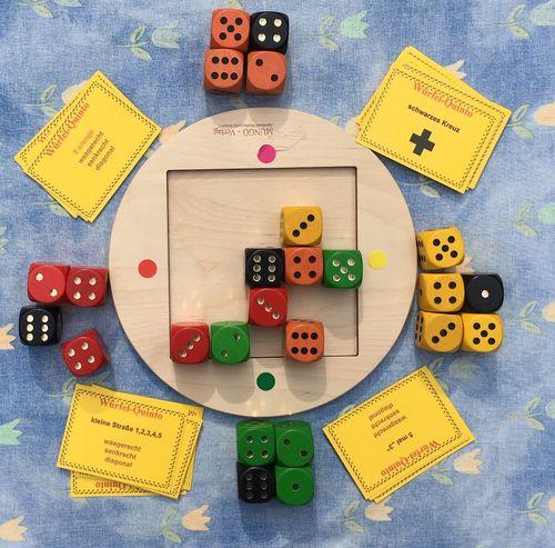Bild des Spiels Würfelstauraum